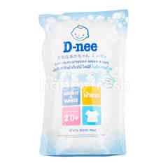 D-Nee Lively Bright & White Liquid Detergent Refill
