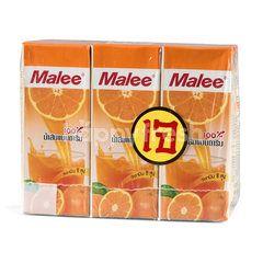 มาลี น้ำส้มแมนดาริน 100%