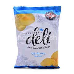 The King's Deli Original Sea Salt Potato Crisps