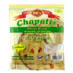 Bb Chapatti Wheat Bread