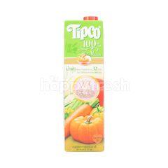 ทิปโก้ น้ำผักผสมน้ำผลไม้รวม 32 ชนิด 100%
