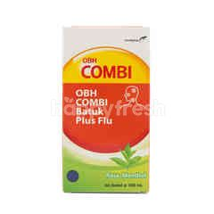 Combiphar Cough Plus Flu Menthol