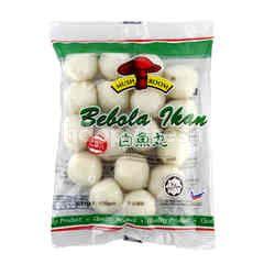 Mushroom Fish Balls