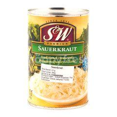 S&W Sauerkraut
