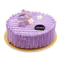Clairmont Violet Mont Blanc Cake 15x15