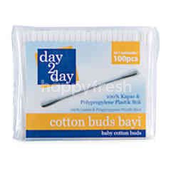 Day 2 Day Baby Cotton Buds