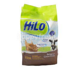 HiLo Active High Calcium Less Fat Powdered Belgian Choco Milk