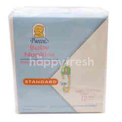Pureen Baby Napkins - Standard