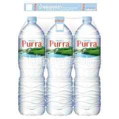 เพอร์ร่า น้ำแร่ธรรมชาติ ขวด 1.5 ลิตร (แพ็ค 6)