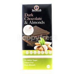 Sugarless Dark Chocolate & Almonds
