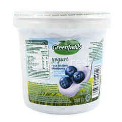 Greenfields Blueberry Yogurt