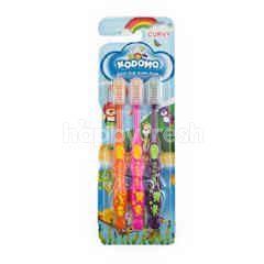Kodomo Curvy Kid Toothbrush