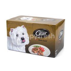 Cesar Chicken Dog Food