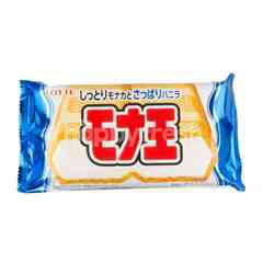 Lotte Vanilla Flavoured Ice Cream Sandwich