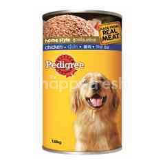 Pedigree Can Dog Wet Food Adult Chicken 1.15KG Dog Food