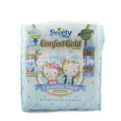 Sweety ComfortGold Popok Tipe Perekat M