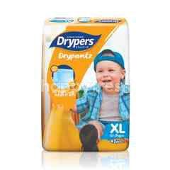 Drypers Drypantz Mega XL42