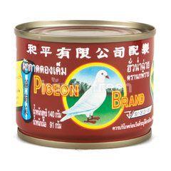 นกพิราบ ผักกาดดองเค็ม