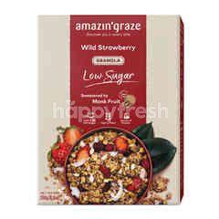 Amazin' Graze Low Sugar Wild Strawberry Granola