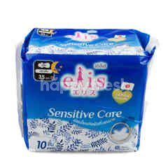 Elis Sensitive Care Napkins for Day & Night 35 cm 10 Pcs