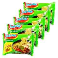 Indomie Noodles Soto Instant Noodles