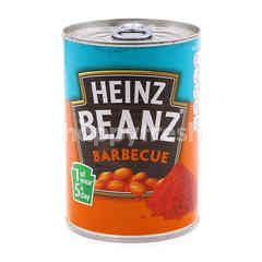 Heinz Baked Beans In Barbecue Sauce
