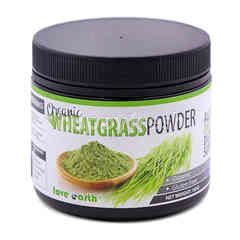 LOVE EARTH Organic Wheatgrass Powder
