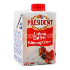 President Creme Entiere Whipping Cream