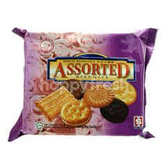 Cap Ping Pong Assorted Biscuits