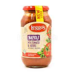 Leggo's Napoli With Tomato & Herbs Pasta Sauce