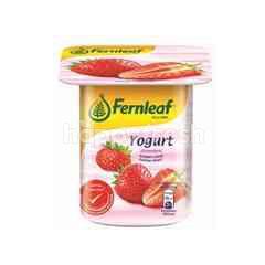 Fernleaf Strawberry Flavoured Yogurt
