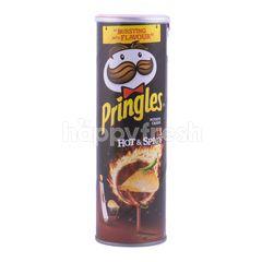 Pringles Keripik Kentang Rasa Pedas