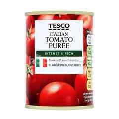 Tesco Tomato Puree