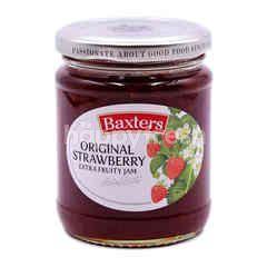Baxters Original Strawberry Extra Fruity Jam