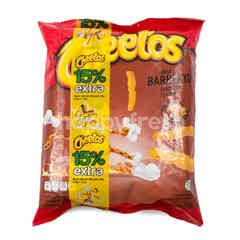 Cheetos Spicy BBQ Flavor Snack