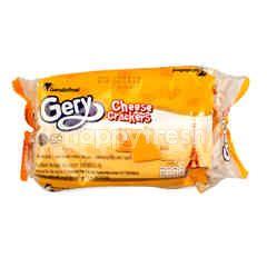Gery Cheese Cracker