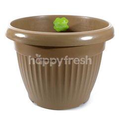 Claris Pot Bunga Florence 5835D 14.6L