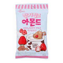 SunNuts Strawberry Milk Almond