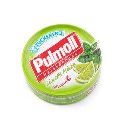 Pulmoll Halsbonbons Limette Miuze