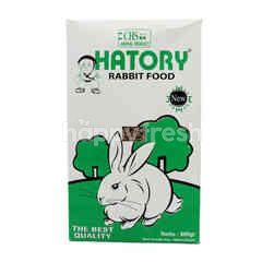Hatory Makanan Kelinci