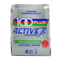 F&N 100 Plus Non Carbonated Isotonic Drink