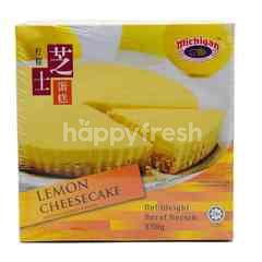 Michigan Lemon Cheesecake