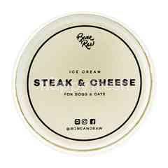 BONE AND RAW Steak & Cheese - S