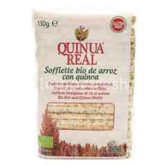 Quinua Real Organic Rice & Quinoa Soffiette