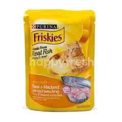 Friskies Tuna & Mackarel