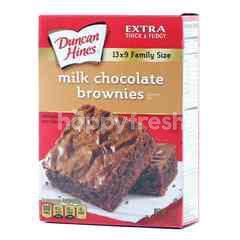 Duncan Hines Hines Milk Chocolate Brownies