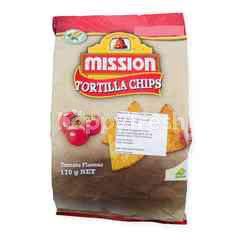 Mission Tomato Flavor Tortilla Chips