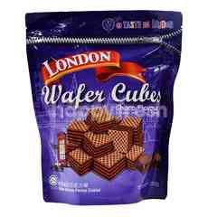 London Wafer Cubes - Choco Flavour