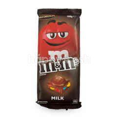 M&M's Milk Chocolate Bar