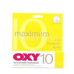 Mentholatum Oxy 10 Maximum Medication